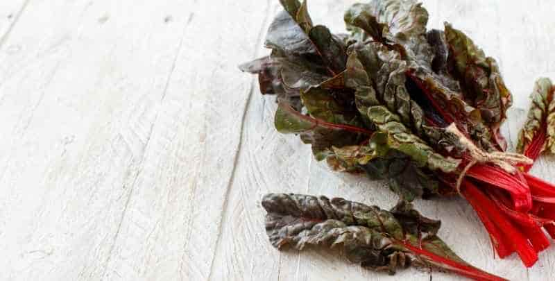 can you juice red chard